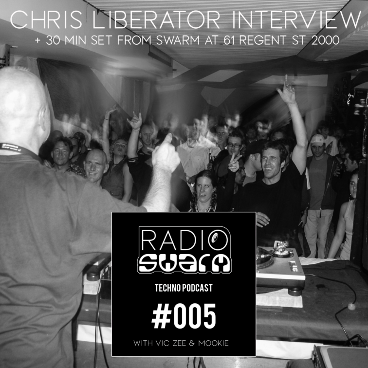 Exclusive CHRIS LIBERATOR interview